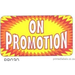 ON PROMOTION - 1000 Full colour