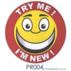 TRY ME - 1000 Full colour