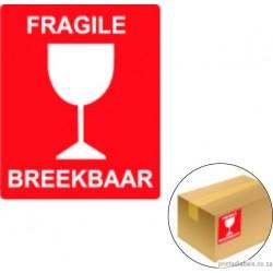 Fragile - Breekbaar - 1000 Full colour