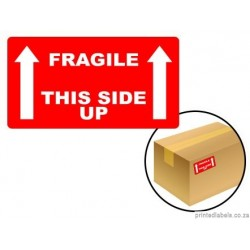 Fragile - This Side Up - 1000 Full colour