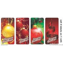 Seasons Greetings 4 in 1 - 1000 Full colour