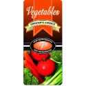 Vegetables - GROCER'S CHOICE - 1000 Full colour