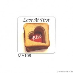 Love at First Bite - 1000 Full colour