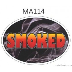 SMOKED - 1000 Full colour
