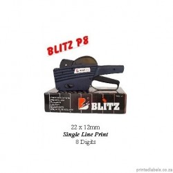 Price Marking Guns - Blitz - P8