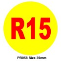 R15 - 1000 Full colour