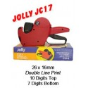 Price Marking Guns - Jolly - JC17