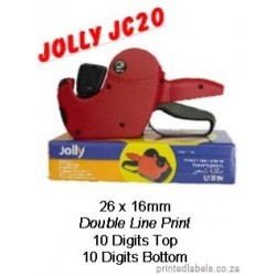 Price Marking Guns - Jolly - JC20