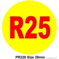 R25 - 1000 Full colour
