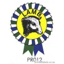 LAMB - Rosette - 1000 Full colour