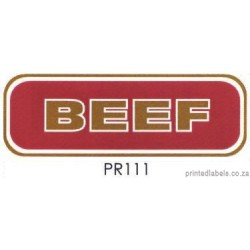 BEEF - 1000 Full colour